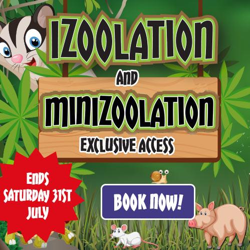 Izoolation ends 31st July